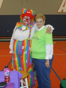 CLown and Joan